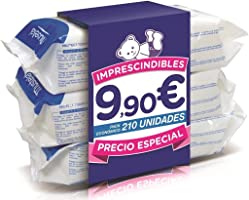 Pack Toallitas Mustela 210 Unidades (3paquetes)