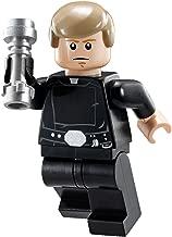 LEGO Star Wars Final Duel Minifigure - Luke Skywalker with Black Hand and Lightsaber (75093)