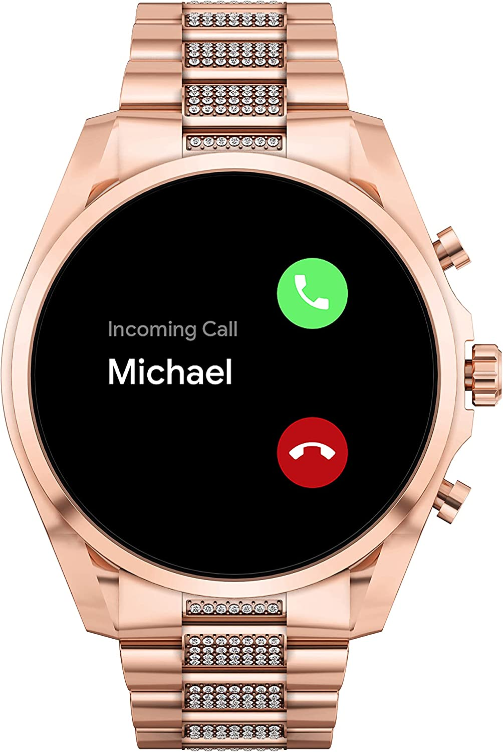 Michael Kors Gen 6 Touchscreen Smartwatch with Speaker, Heart Rate, Blood Oxygen, GPS, Contactless Payments and Smartphone Notifications