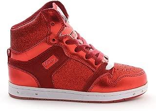 Pop Tart Glitter High-Top Sneaker & Dance Shoe for Kids