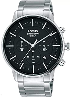 Lorus Classic Man Mens Analog Quartz Watch with Stainless Steel Bracelet RT303JX9