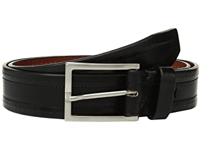 Trafalgar Wesley Belt 35mm (Black) Men