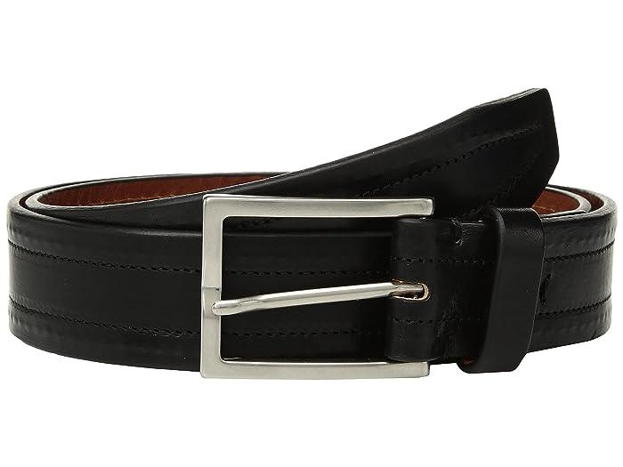 Trafalgar Wesley Belt 35mm (Black) Men