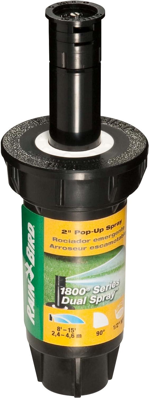 RAIN BIRD JET Espiga Micro pulverizador con ajustable Tasa de flujo sobre Espiga por 180 /° RIEGO JARD/ÍN DE LOS PROFESIONALES