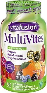 Vitafusion MultiVites Adult's Chewable Gummy Multivitamin Dietary Supplement - 2 Pack