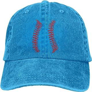 Baseball Or Softball Seams 4 Vintage Washed Distressed Baseball Dad Hats Cap