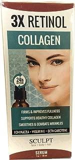 3X Retinol Collagen Serum 24 Hour Action