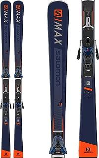 SALOMON S/Max 12 Skis w/ Z12 Walk Bindings Mens