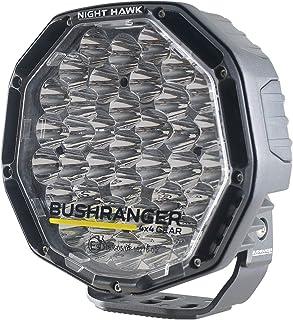 """Bushranger NHX230VLI Night Hawk 9"""" VLI Series LED Driving Light, Black"""