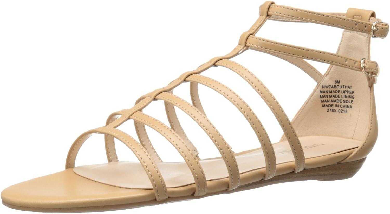 Nine West West Damen Aboutthat Synthetic Sandalen  billiger Verkauf