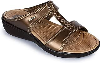 Liberty Senorita Ladies Fashion Copper Slippers