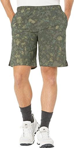 """Printed Wander Shorts 9"""""""