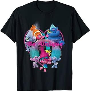 DreamWorks Trolls Be Unique T-shirt