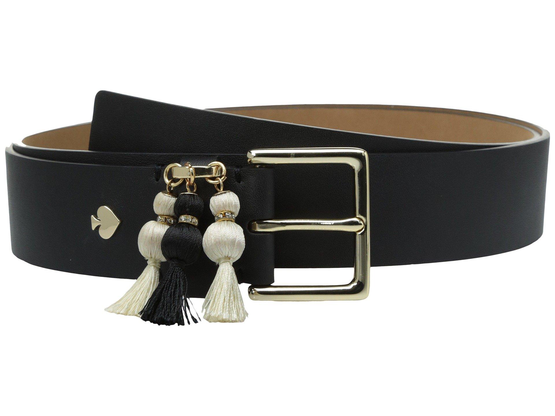 "Correa o Cinturon para Mujer Kate Spade New York 1 1/2"" Calf Belt w/ Triple Tassel  + Kate Spade New York en VeoyCompro.net"