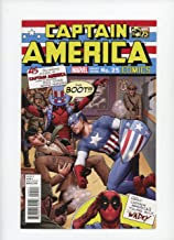 CAPTAIN AMERICA #25 | Marvel | October 2014 | Vol 7 | 1st Sam Wilson as Cap / 75 Years of Marvel Deadpool Variant