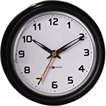 ساعة حائط فورما تثبت بتقنية الشفط للحمام من انترديزاين AAA 2724633373277