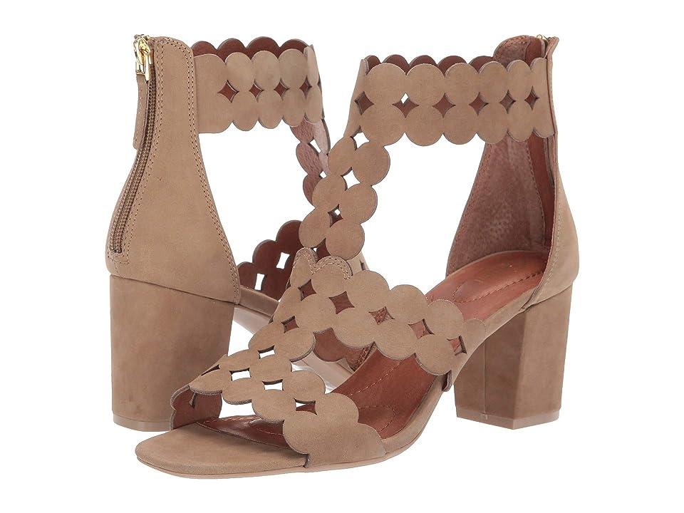 aa05caa77ce23c Sudini Novara (Taupe Kid Suede) Women s Shoes
