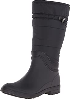 Kamik Newcastle, Women's Cold Lined Rubber Boots Long