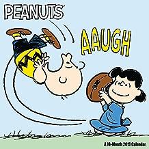 Peanuts Wall Calendar (2019)