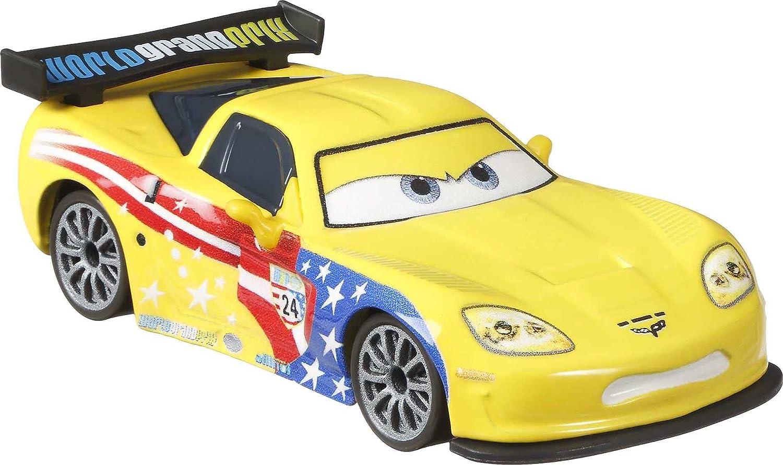 Disney Pixar Surprise price Cars Die-Cast Singles Assortment 1:55 Fa Fan Max 68% OFF scale