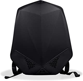 Clearon Electric bluetooth backpack speaker | Portable charger, EDR Speaker, Nylon hard-shell waterproof material & Modern swag design