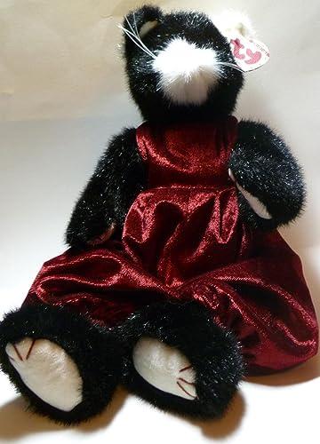 orden en línea TY Attic Treasure - EBONY the Cat Cat Cat (large approx. 12 ) [Toy]  marca de lujo