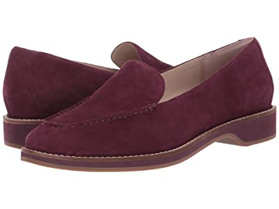 Cole Haan The Go-To Loafer (Winetasting Suede) Women