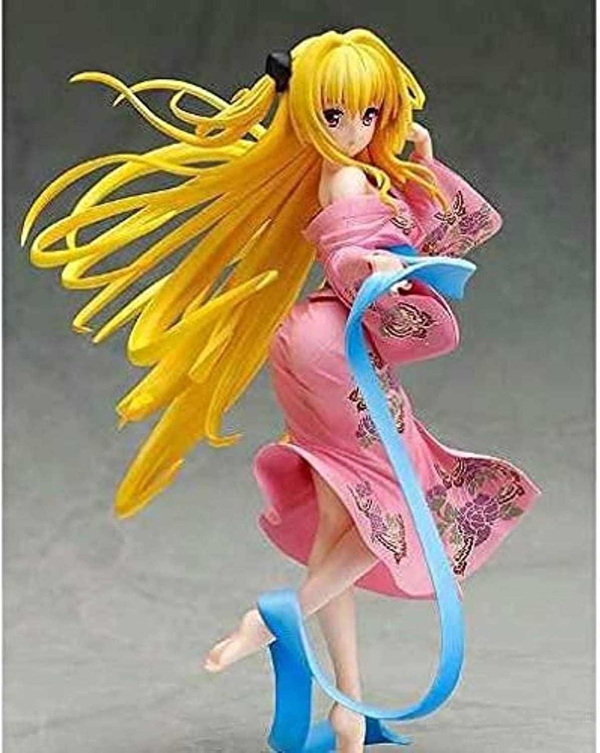 to Love-Ru Eve in Bathrobe 55% OFF Game Cartoon Figures Anime All items free shipping Character