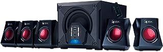 Genius SW G5.1 3500 - Set de Altavoces (50-20000 Hz, 50-20000 Hz, PC, Corriente alterna)