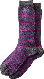 Tey Art Fair Trade Stripe Baby Alpaca Sock