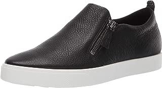 ecco side zip sneaker