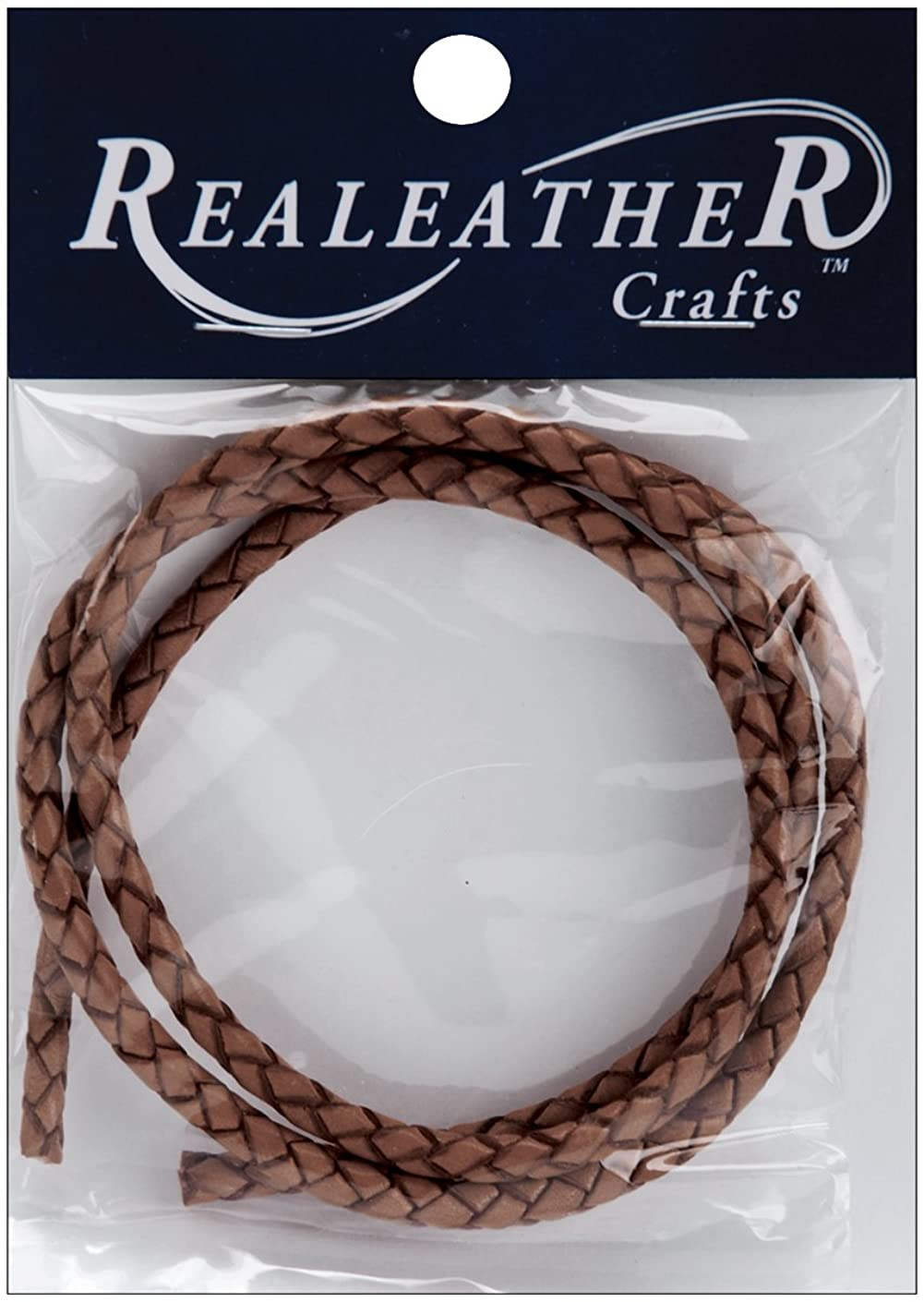 Silver Creek Leather Co. RBL0501 03 Round Braided Lace