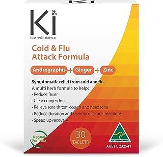 Ki Cold & Flu Attack - 30 Tabs