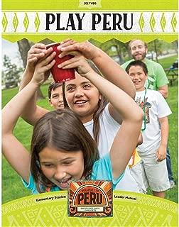 Play Peru Leader Manual (Group Cross Culture VBS 2017)