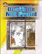 Death Be Not Proud (Exploring Literature Teaching Unit)