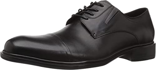 Kenneth Cole New York Hommes's Garner LACE UP B Oxford, noir, 7.5 M US