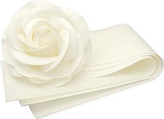 "Craft Foam, 3 Strips 14"" x 39"" (36 cm x 100 cm), Thickness 0.078"" (2 mm) (White Cream)"
