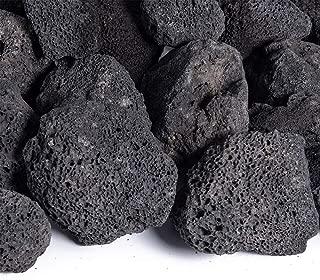 Best small black lava rock Reviews