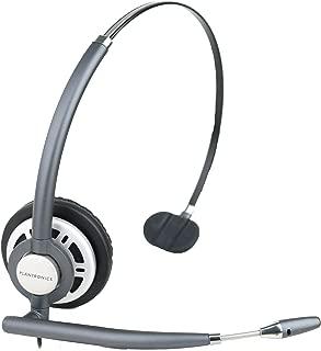 Plantronics HW710 Monaural Wired Office Headset (Renewed)