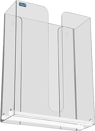 TrippNT 51341 Cow Pattern Plastic Dual Dispensing Paper Towel Holder 10 7//8 Width x 6 1//2 Height x 4 /¼ Depth