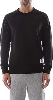 Calvin Klein Men's 000NM1553E-Black Sweatshirts