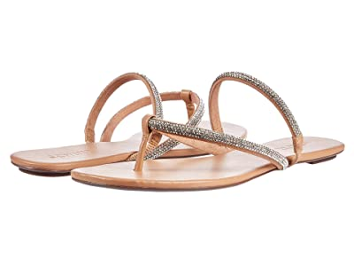 Schutz Marileide (Honey Beige Crystal/Honey Beige Enfeite/Ecower) Women