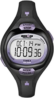 Timex Women's Ironman Black Digital Sport Watch T5K187