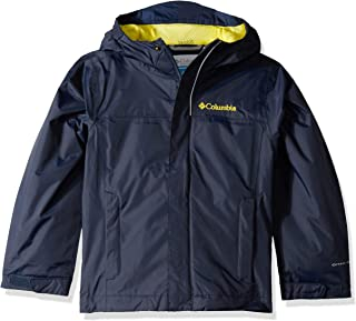 Columbia Boys' Watertight Jacket, Waterproof and Breathable