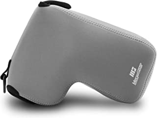 MegaGear MG1532 - Funda para Nikon Coolpix P1000 (de Neopreno) Color Gris