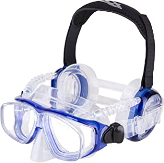 ist pro ear diving mask
