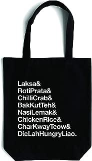 Hungry Liao Canvas Bag