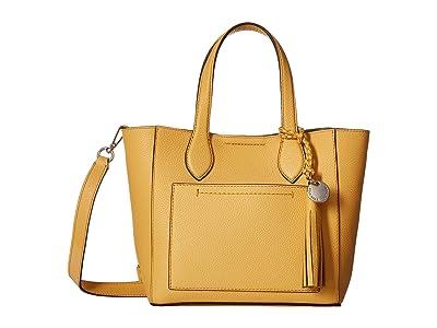 Cole Haan Piper Mini Tote Crossbody (Sunset Gold) Cross Body Handbags