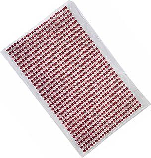 CQHUI Acryltattoo 750 stks/set 3mm DIY Decal Art Crystal Diamond Bling Strass Zelfklevende Stickers voor Telefoonhoes Deco...