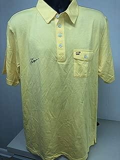 Jack Nicklaus Signed Golden Bear Polo Golf Shirt Beckett Bas Loa 18x Major Champ - Beckett Authentication